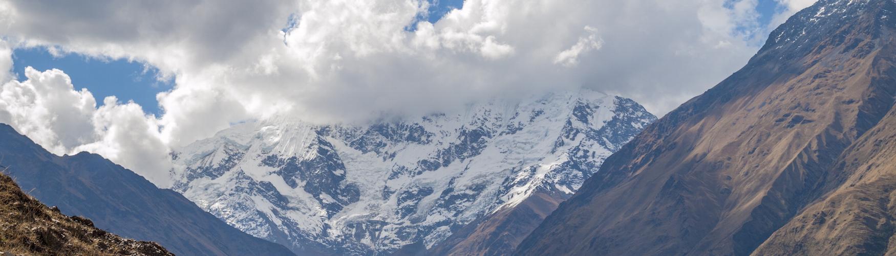 Speciaal slapen langs de Salkantay Trek in Peru