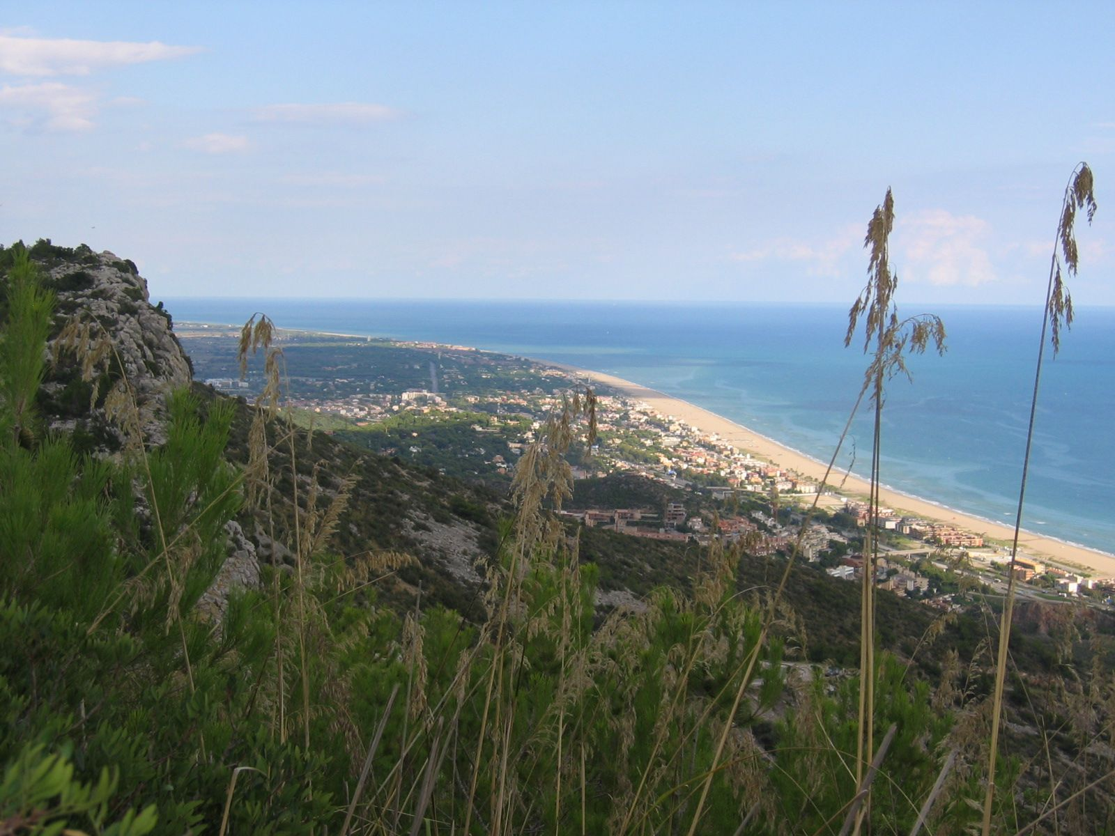 Castelldefels in Costa Barcelona