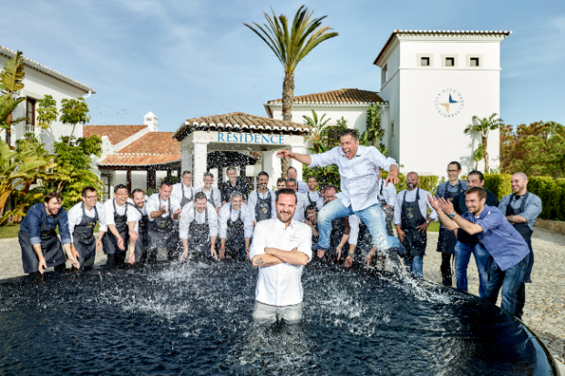 Sterrenchefs opnieuw bijeen in Algarve voor Fine Wine & Food Fair