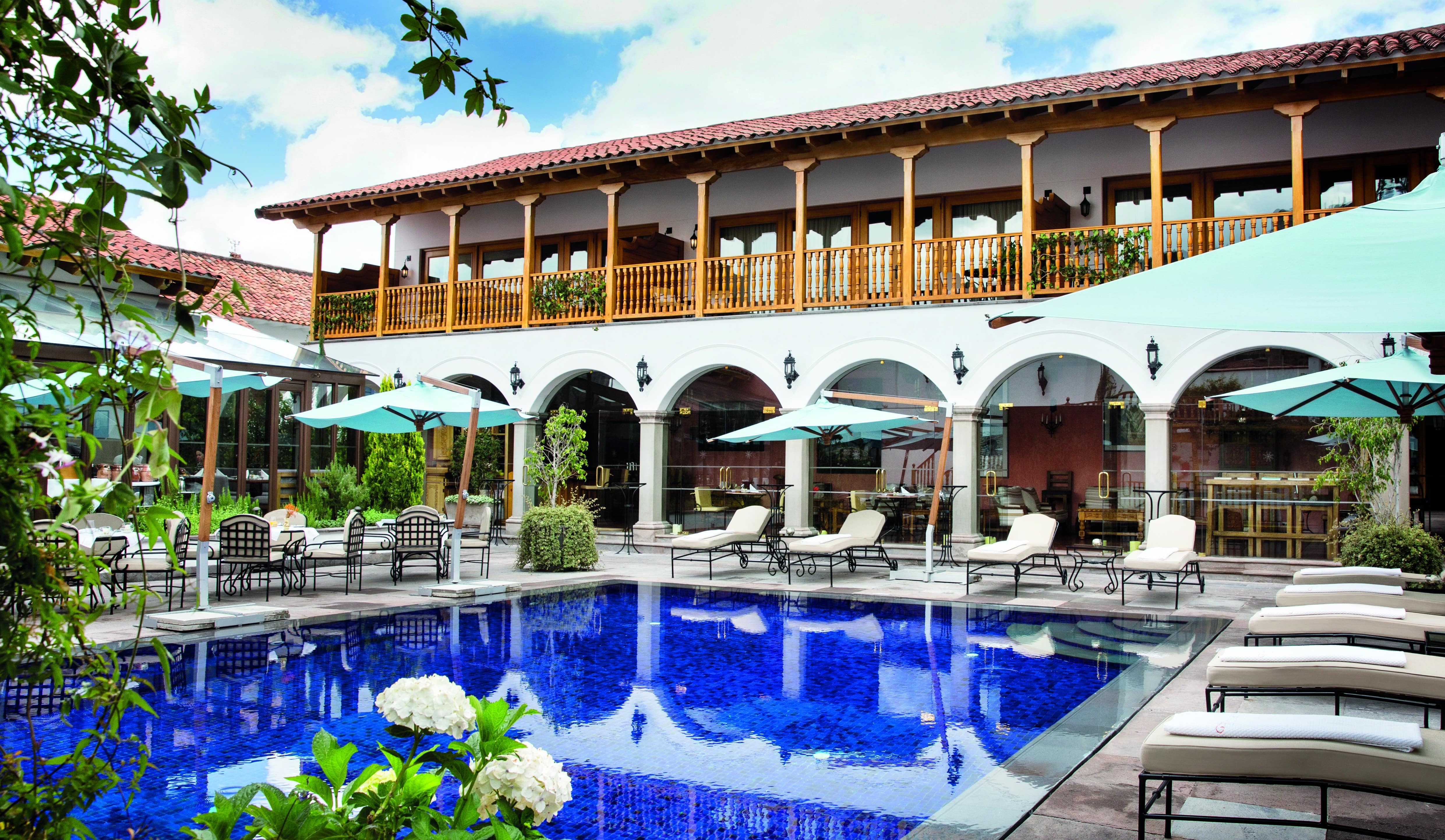 7 Peruaanse hotels in top 25 Zuid-Amerika