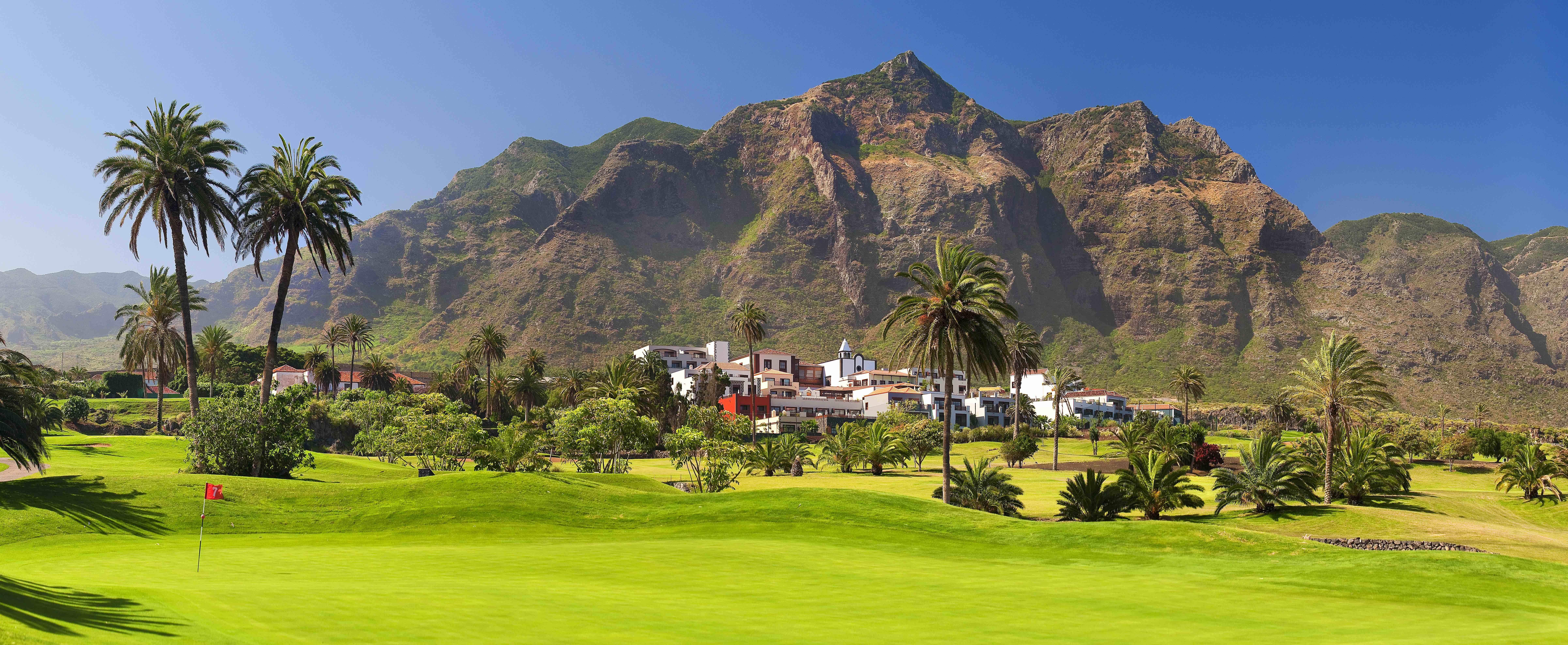 Luxe en golf op Tenerife