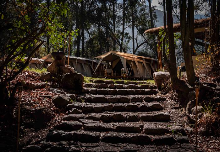 Vier bijzondere glamping plekken op weg naar Machu Picchu