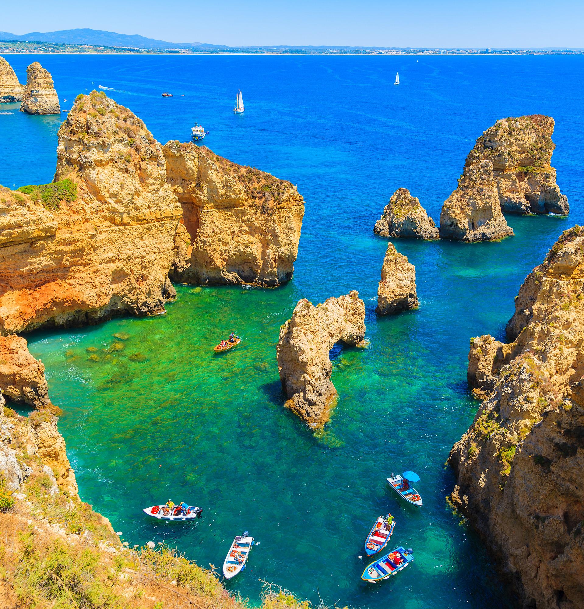 Algarve hervat toerisme en verwelkomt bezoekers