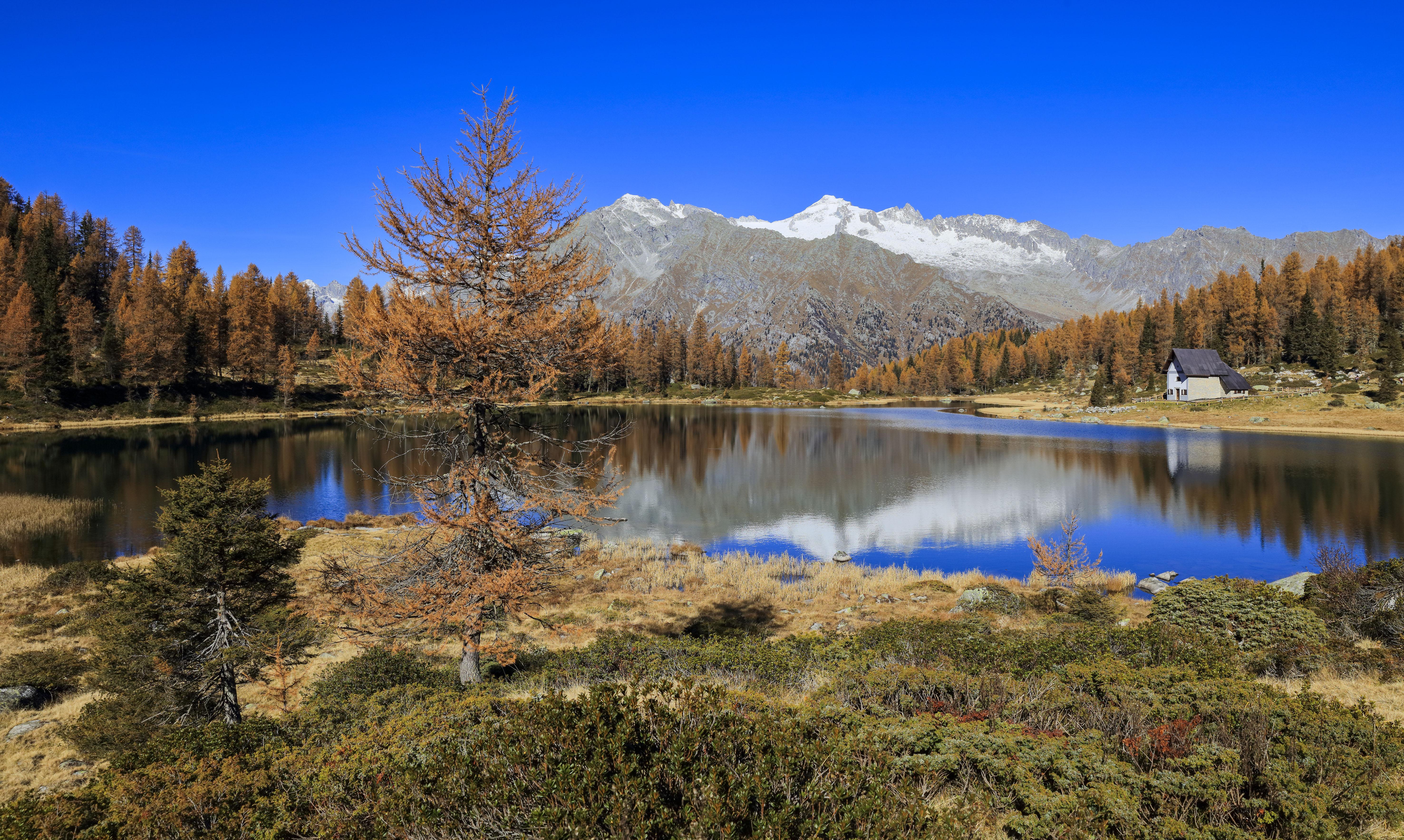 Berghutten en liften in Trentino langer open dit najaar