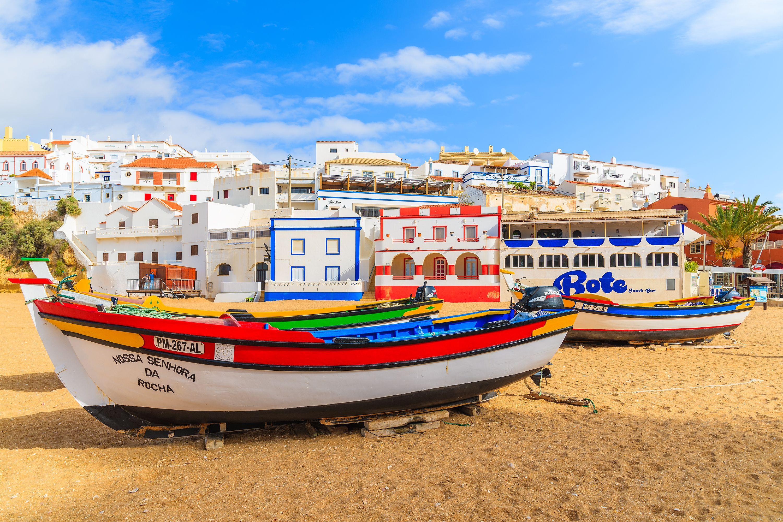 Algarve wederom uitgeroepen tot beste strandbestemming van Europa