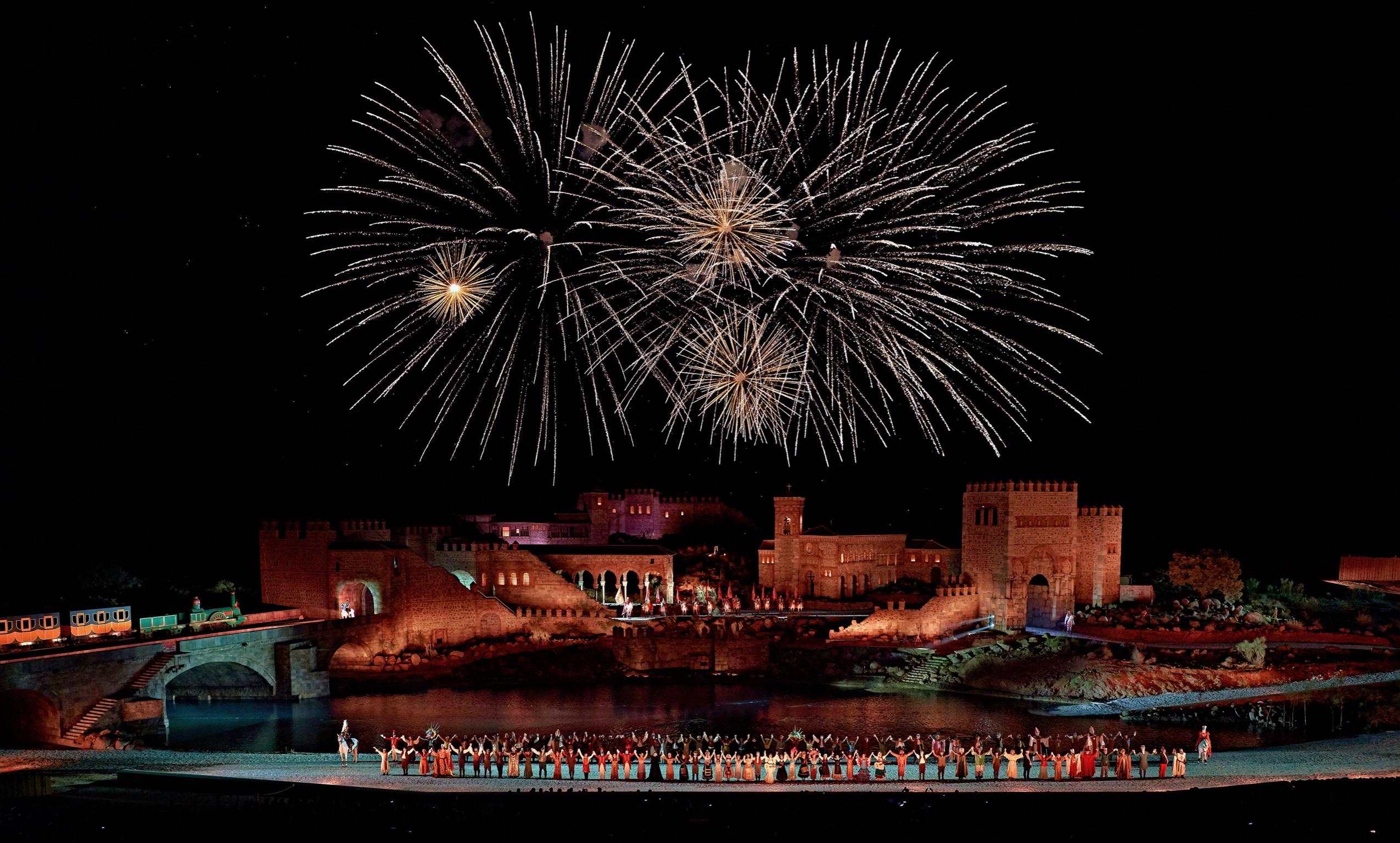 Puy du Fou España opent de deuren op 27 maart 2021