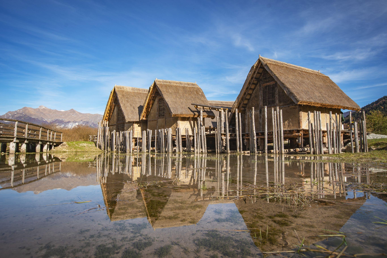 Opening nieuw archeologisch park in Trentino