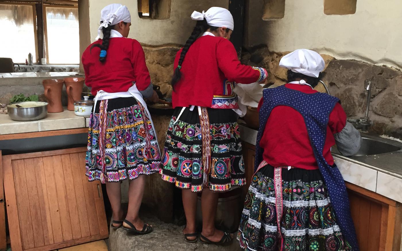 Peru eert de aardappel tijdens 'Día de la Papa'