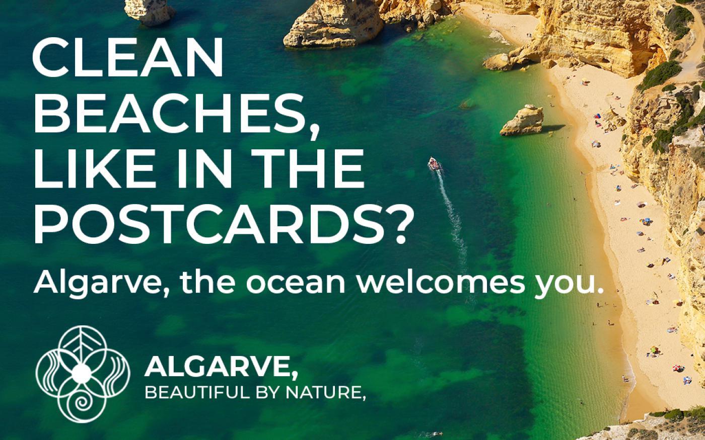 Algarve, van nature beeldschoon