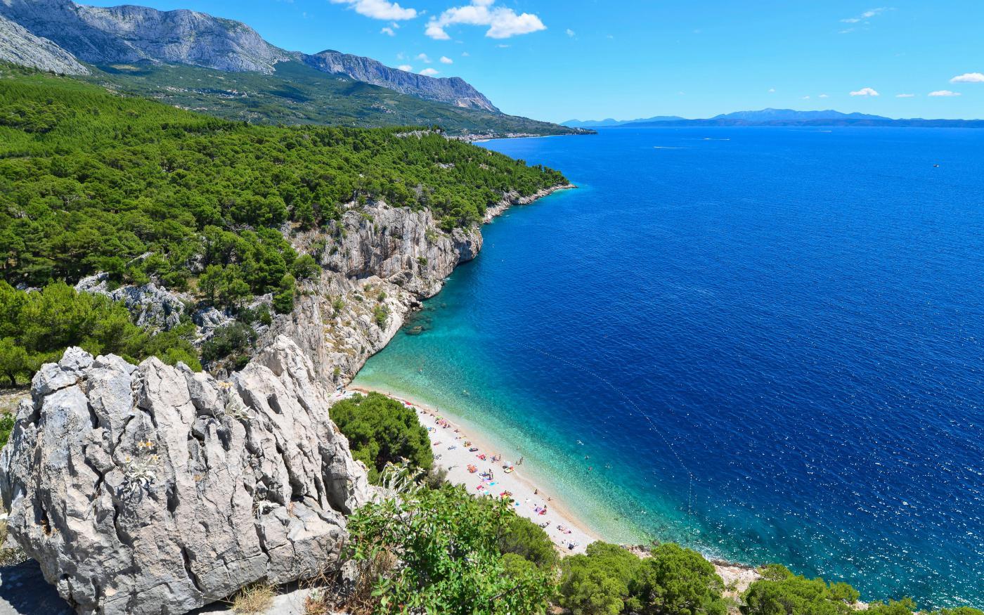 Kroatië wint titel 'Mooiste strand van Europa 2019'