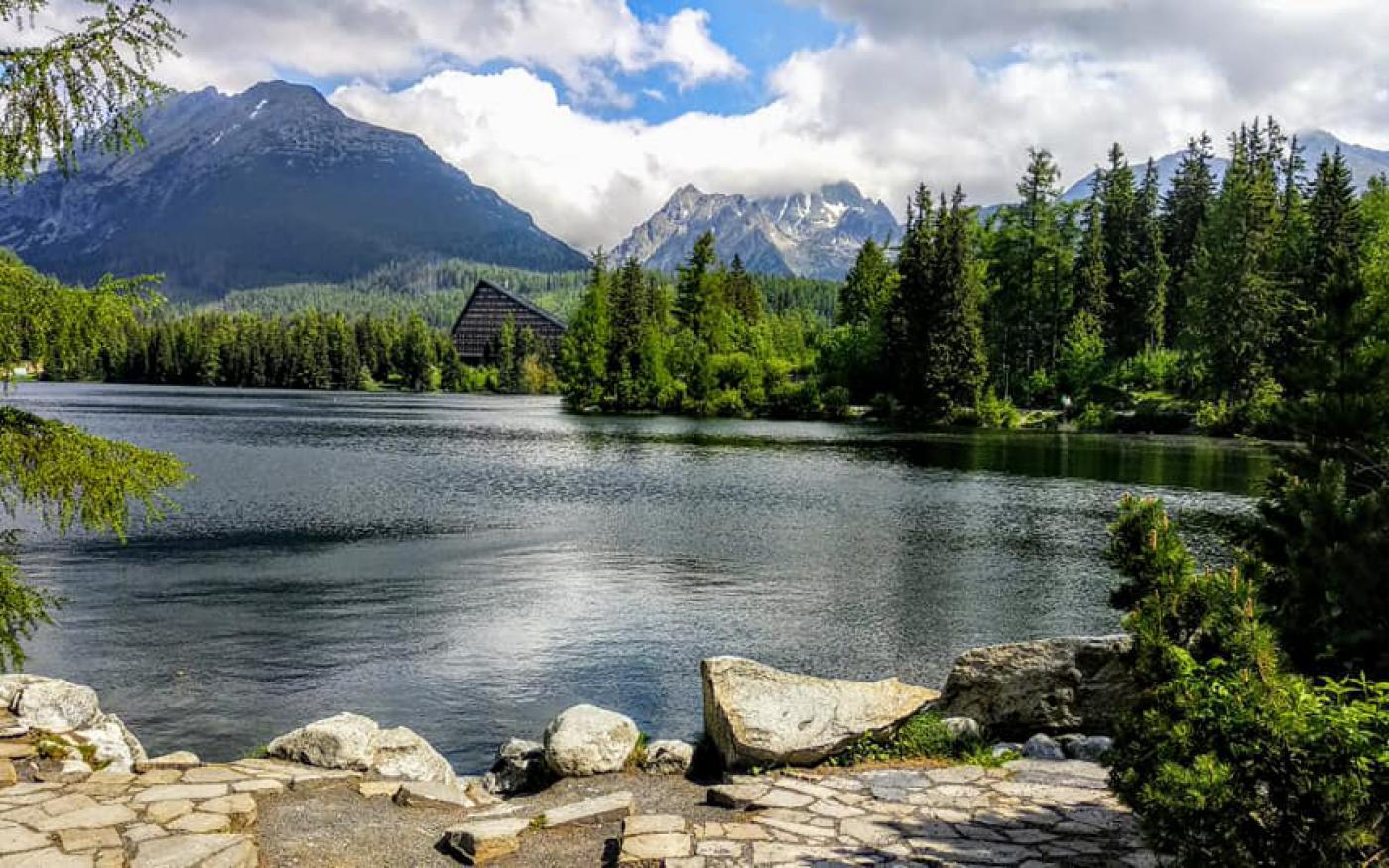 Lonely Planet roept Hoge Tatra uit tot beste Europese bestemming 2019