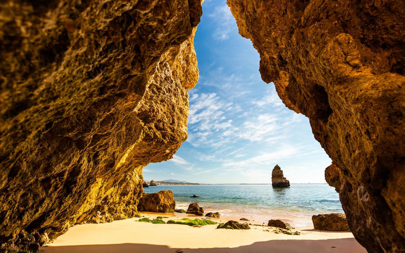 Algarve uitgeroepen tot beste strandbestemming van Europa