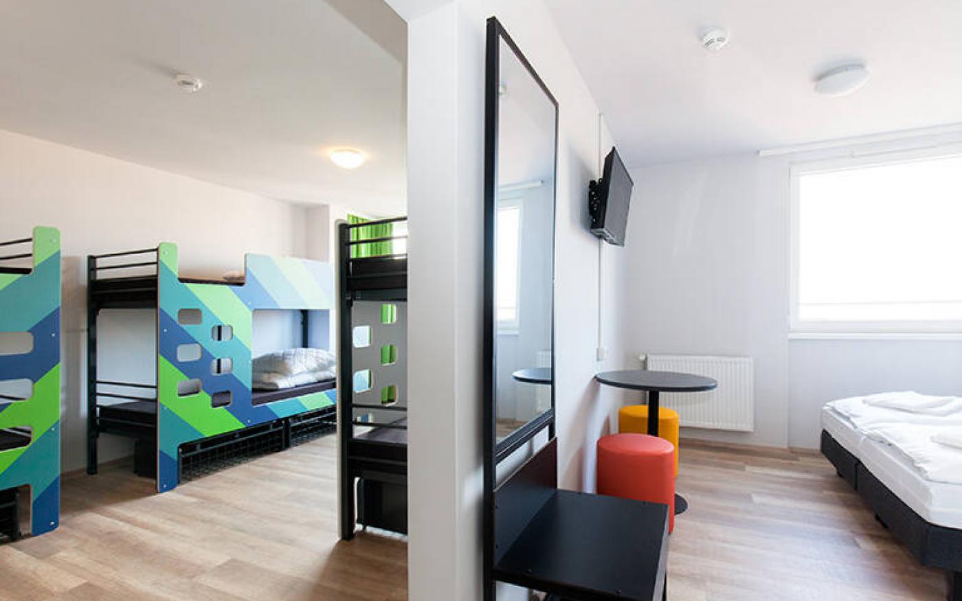 a&o hostels - Low-budget citytrip met kids