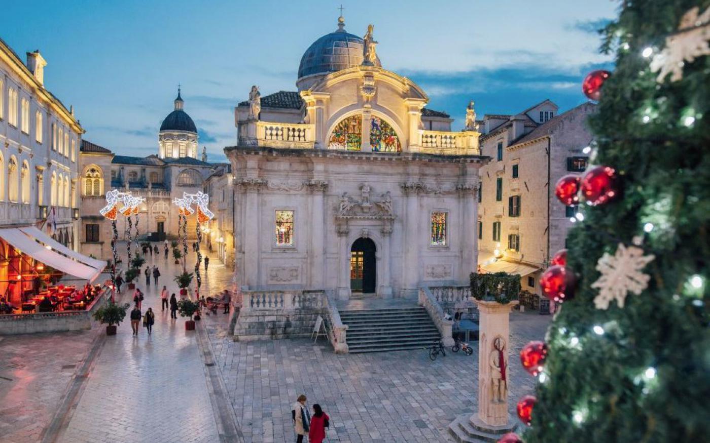 Beleef een betoverende kerst in Kroatië