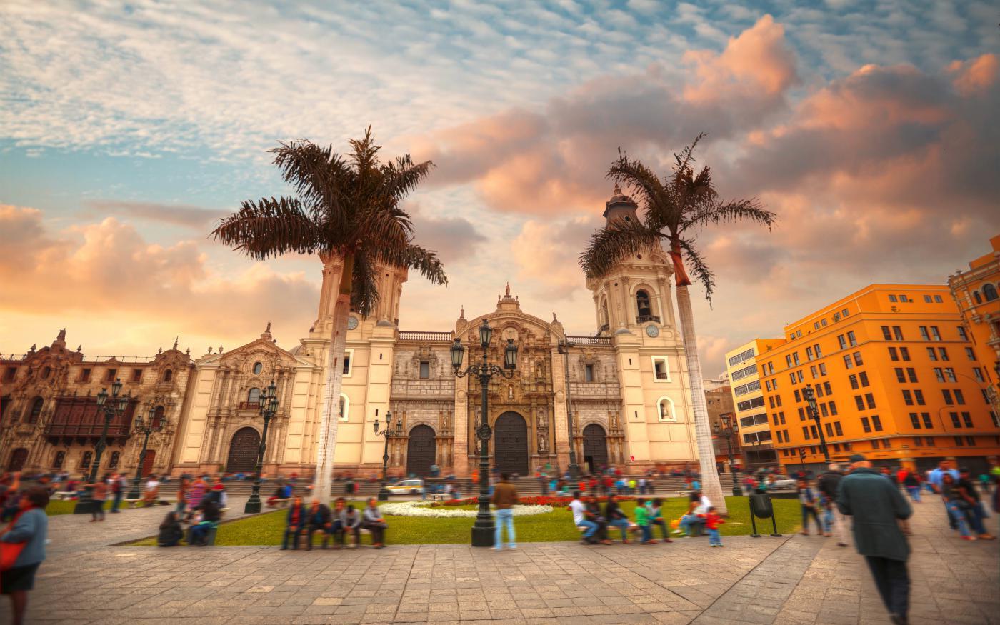 Peru ontving 2,7 miljoen toeristen in 2018