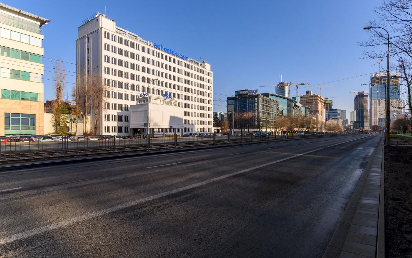 a&o opent eerste hostel Polen