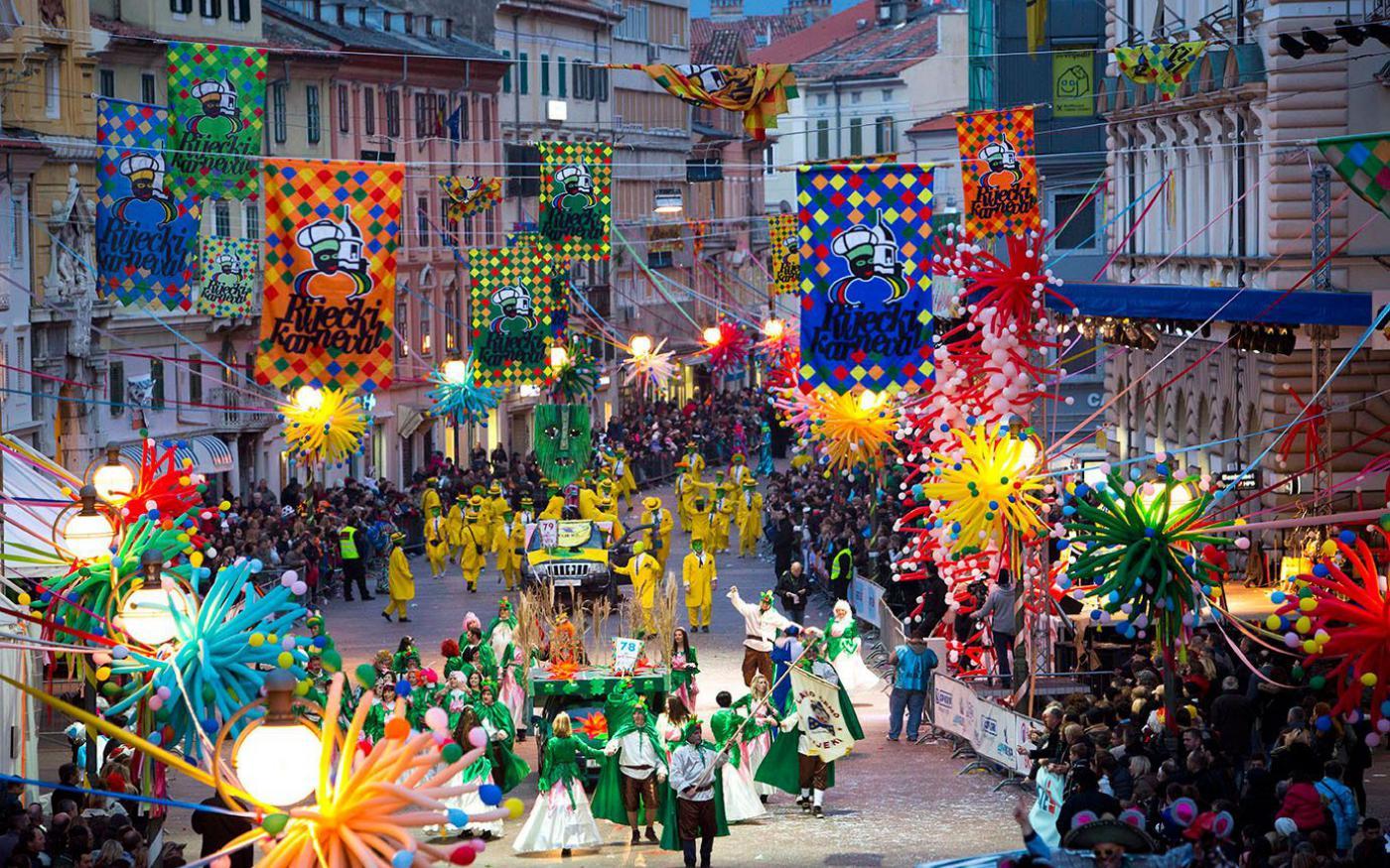 Carnaval in het zuiden…. van Europa