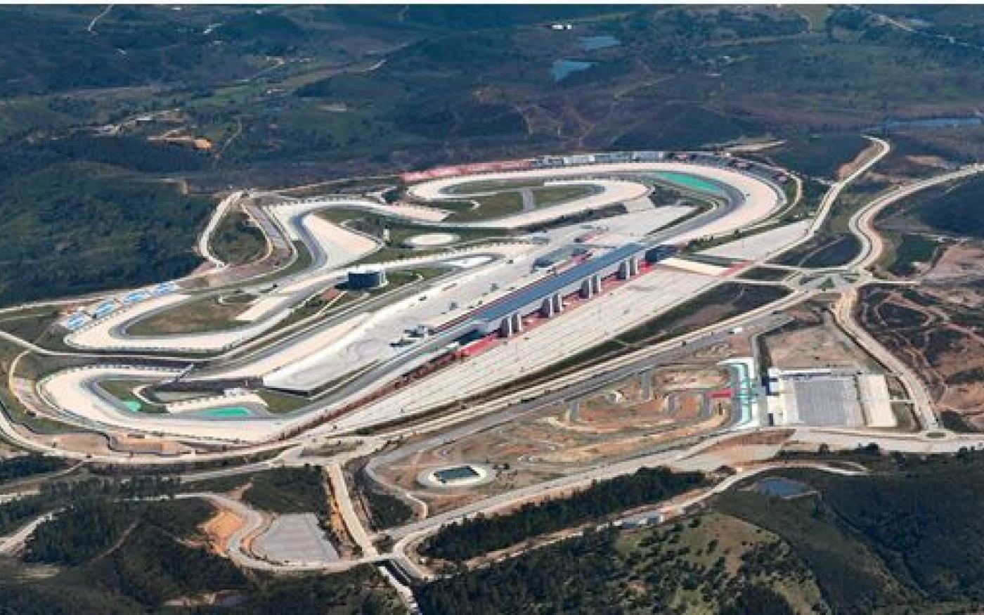 Algarve toegevoegd aan kalender MotoGP World Championship