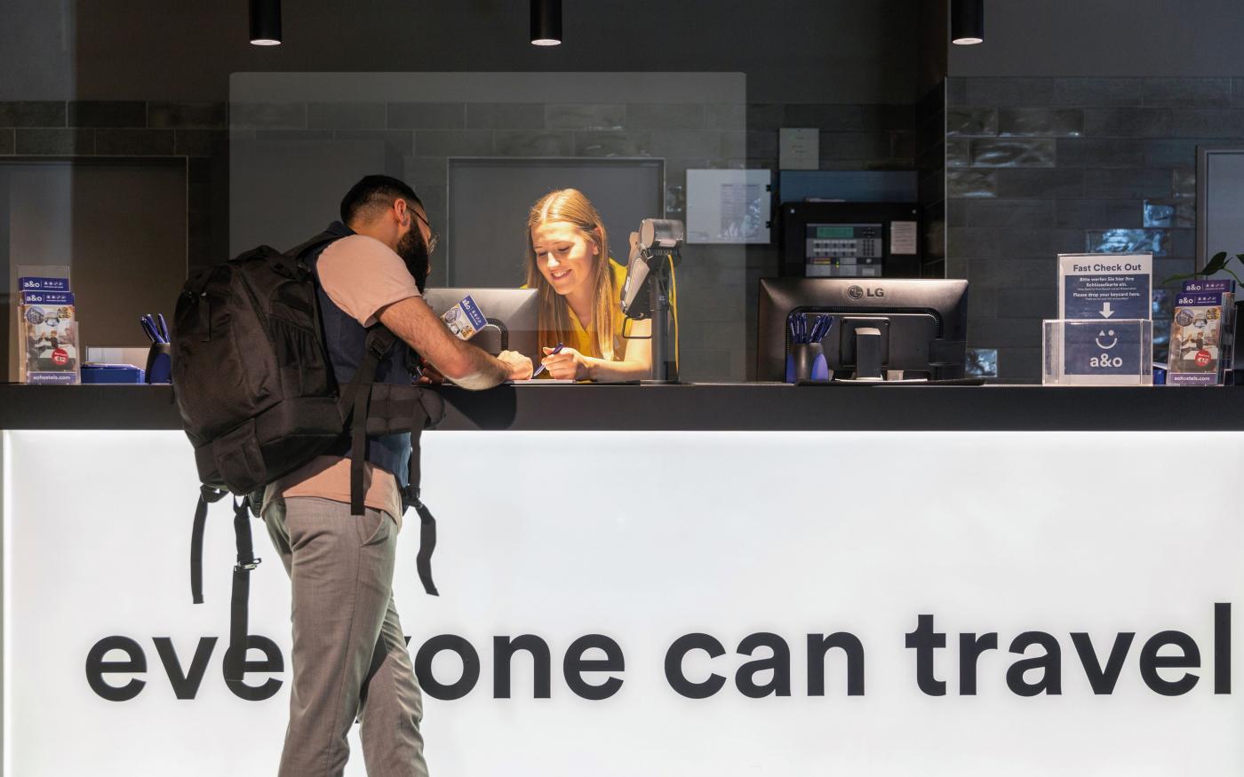 a&o Hostels benoemt 'social distancing experts' in alle Europese vestigingen