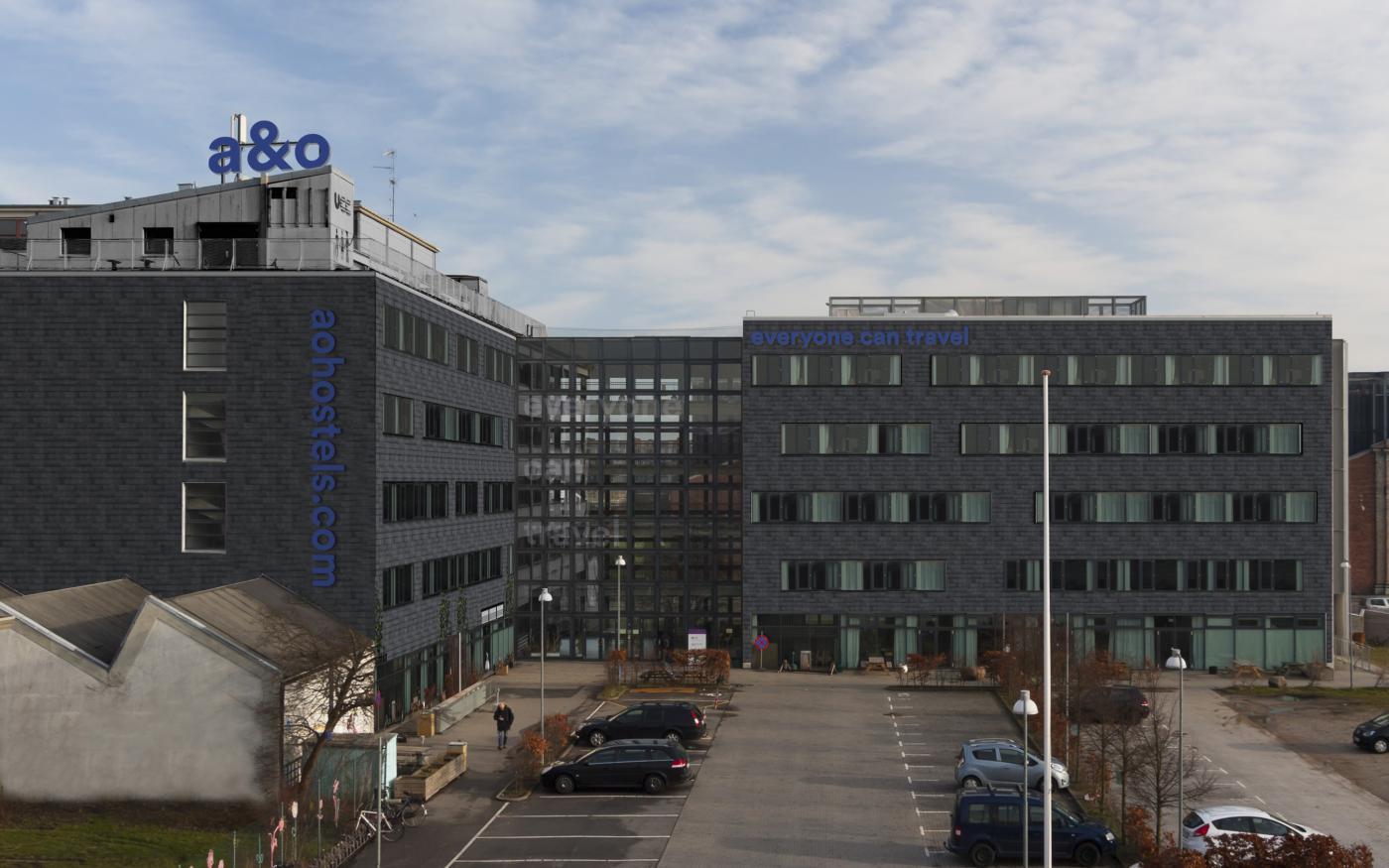 a&o Hostels opent tweede vestiging in Kopenhagen