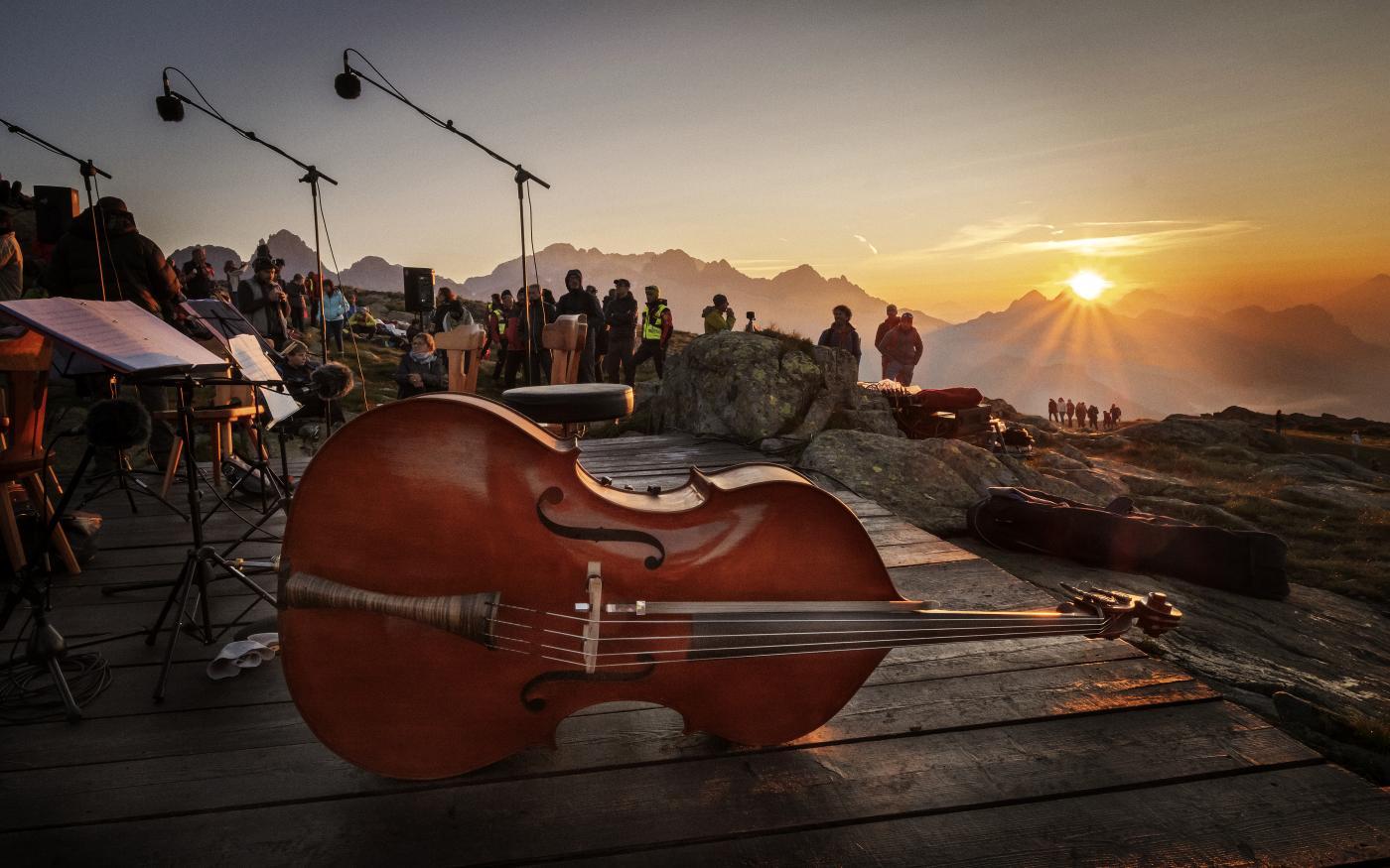 De 26e editie van The Sounds of the Dolomites Festival